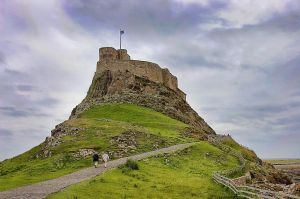 Lindisfarne Castle 2 by Roys-Art