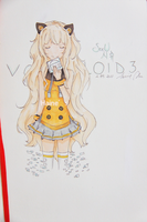 Vocaloid 3 - SeeU by Hainecch