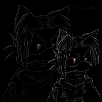 Knives In The Dark by Dragonthian