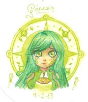 .: Genesis the Goddess of Soul:. by Angel-Balance