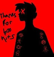 Thanks for 600 hits by rentao101