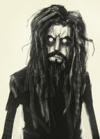 Rob Zombie! by peerro