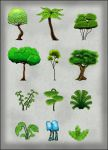 Plants by andigr
