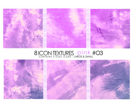 Icon texture Pack #03 by LilliINK
