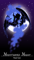 Nightmare Night Poster by Ookami-95
