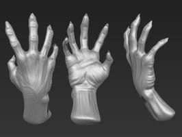 05-14-12 1 hr Hand study by Rafferty-Eggleston