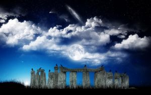 Stonehenge by welshdragon