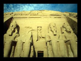 Abu Simbel by greenday862