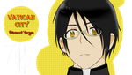 Giovanni Vargas - The Vatican City OC by ChibiChan-Valentine
