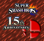 Super Smash Bros 15th Anniversary by CommanderZaktan