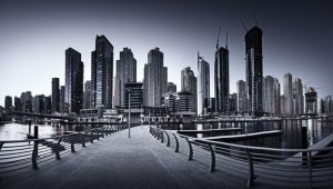 Panoramic Marina 3 by almiller
