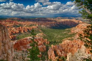 Bryce Canyon 3 by arnaudperret