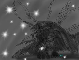 Legendz:RotW-Give Them Your Strength -WIP- by ShardianofWhiteFire