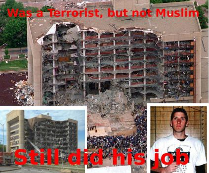 Timothy McVeigh Still Did His Job by KatrinaTheLamia