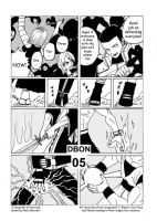 DBON issue 5 page 1 by taresh