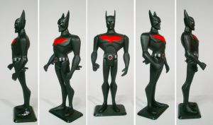 Batman Beyond JLU Redux by GeekVarietyDotCom