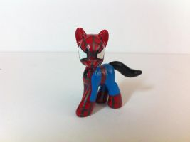 My Little Pony Custom Blindbag: Spidermare by CJEgglishaw