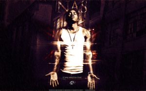 Nas Wallpaper by rjartwork