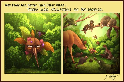 Better Than Other Birds 3 by DolphyDolphiana