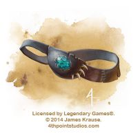 Eye Patch for Legendary Games by JamesJKrause