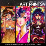 Rianbow Art Prints Now on Sale! :) by rianbowart