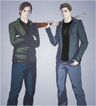 SPN: Three Winchesters by Emilia-Rose