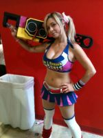 Lollipop Chainsaw by xXCosXxPlayerxX
