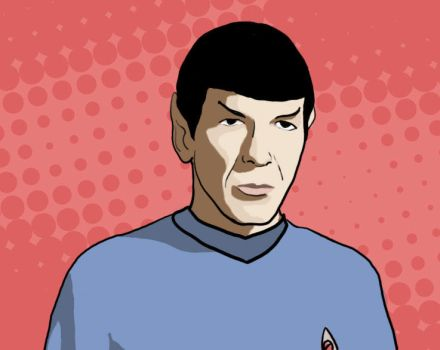 Spock by MoonSprocket