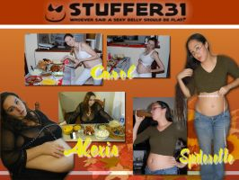 Stuffer31 girls by fatanime
