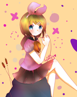 Collab: Kagamine Rin by Lanscey