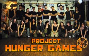Project Hunger Games by CrystalPanda