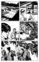 Gutwrencher Page 1 by AnthonyHightower