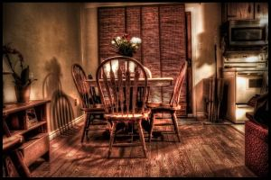 The Dining Room by QuackingBarker