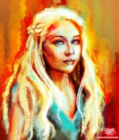 Mother Of Dragons take 2 by Salma-H