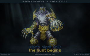 Heroes of Newerth 2.5.12 Patch Screen by Moonymage