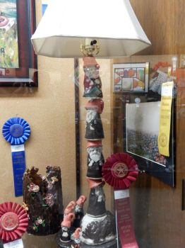 The Gnome Lamp- State Fair 2016 by blah1200