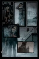 Silent Hill Downpour: Anne's Story #3 Page 11 by T-RexJones