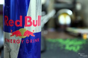 RedBull gives you wings :P by MayronWF