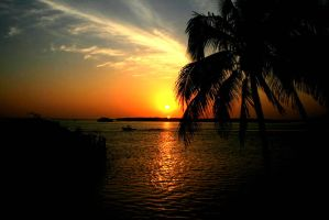 Sunset in Sanibel by Dancing-thru-Life