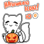Halloween icon by Yukiin