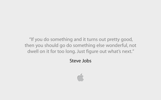 Steve Jobs - What's Next by ghost301