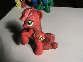 MLP Custom: Red Button by TheBronzeGryphon