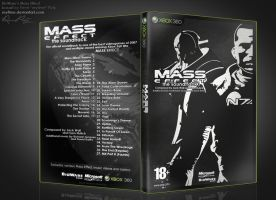 Mass Effect OST Boxart by reytime