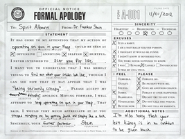 Formal Apology by Screwed-In-The-Head
