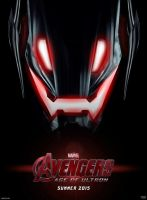 Avengers: Age of Ultron teaser poster concept by Guhndoi
