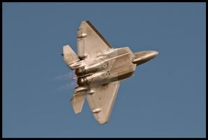 Edwards Raptor II by AirshowDave