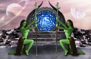 Orion Stargate Guardians by Shawn-Saylor