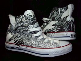 Kira's Shoes by mooray