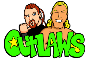 The New Age Outlaws by dan-morrow