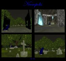 Necropolis Map by Tiyku